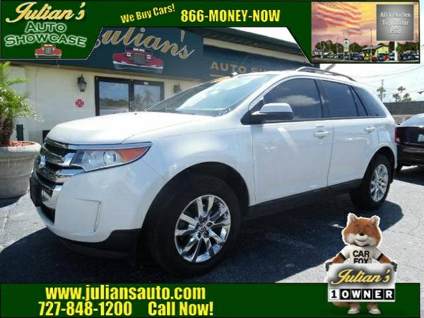 2013 Ford Edge SEL 27,688 miles only