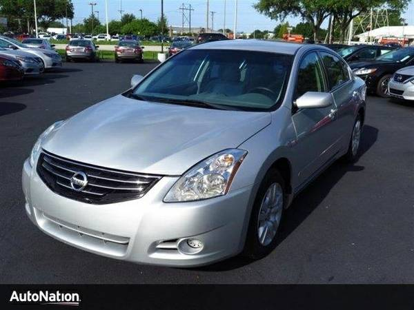 2011 Nissan Altima 2.5 SKU:BN516857 Sedan
