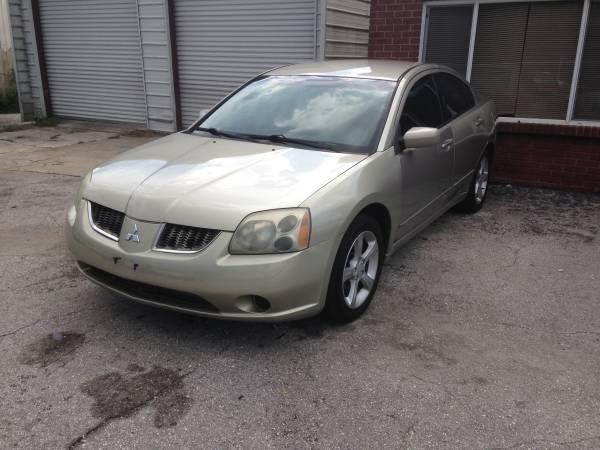 2006 Mitsubishi Galant 122k cold air must sell