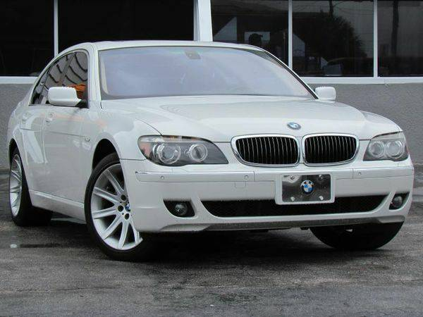 2008 *BMW* *750* I -CARFAX AVAILABLE, FINANCING GUARANTEED