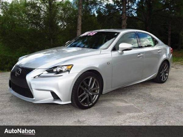 2014 Lexus IS 350 Lexus IS 350 Sedan