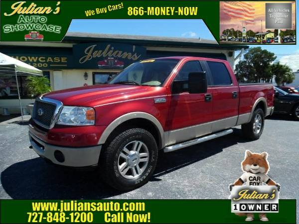 2007 Ford F-150 Lariat 4x4 59,821 miles only