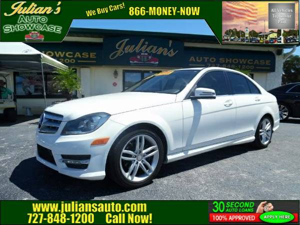 2013 Mercedes-Benz C-Class C250 Luxury