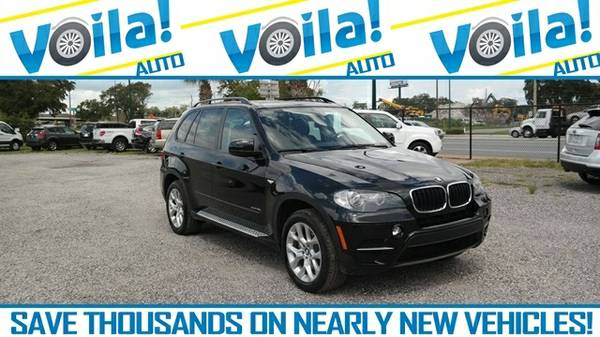 2011 BMW X5 35I SPORT ACTIVITY, BLACK