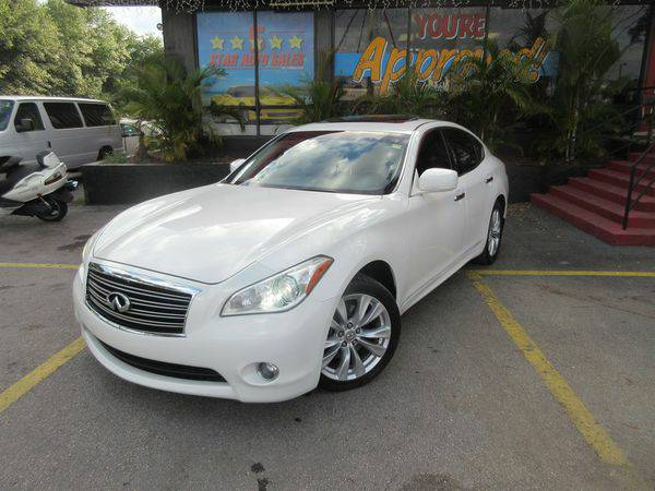 2011 *Infiniti* *M37* Technology PKG -📲GET APPROVED TODAY