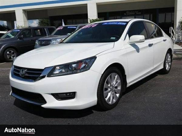 2014 Honda Accord EX-L Honda Accord EX-L Sedan