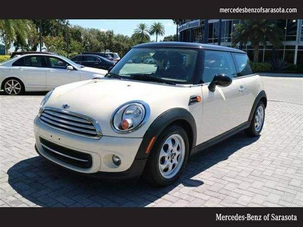 2012 MINI Cooper SKU:CT261098 Hatchback