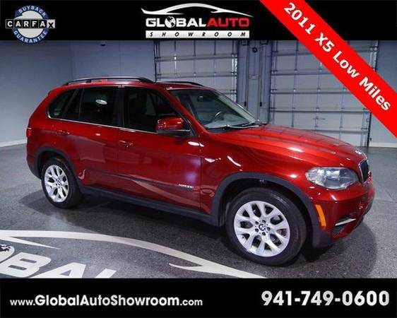 2011 *BMW* *X5* xDrive35i *Over 100 in Stock-Indoor Showroom-SR 64