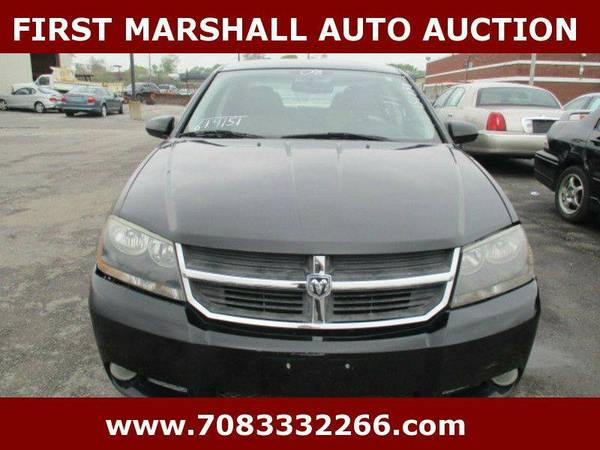 2008 Dodge Avenger R/T 4dr Sedan - First Marshall Auto Auction