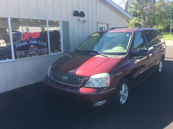 2006 Ford Freestar RED 109526 miles