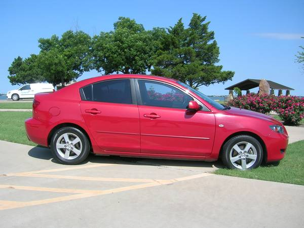 2004 Mazda 3 Touring Excellent Condition 95,000 miles