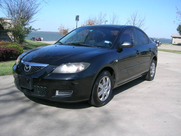 2008 Mazda 3 New Tires, Manual Transmission 35 miles per gallon