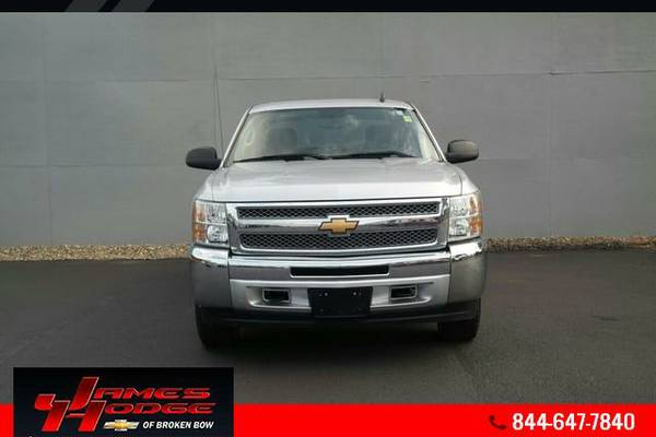 2013 Chevrolet Silverado 1500 - FREE OIL CHANGES FOR LIFE