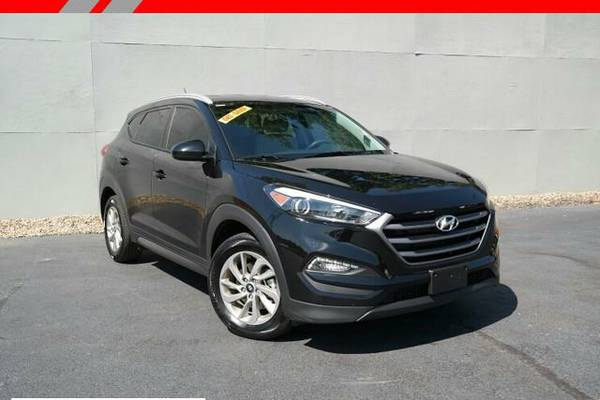 2016 Hyundai Tucson - Free Oil Changes For Life