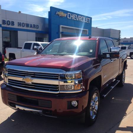 2016 CHEVY *HIGH COUNTRY* 2500HD SILVERADO, LOADED!! HARD TO FIND!!