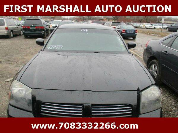 2007 Dodge Magnum - First Marshall Auto Auction