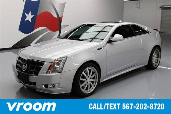2011 Cadillac CTS Premium 7 DAY RETURN / 3000 CARS IN STOCK