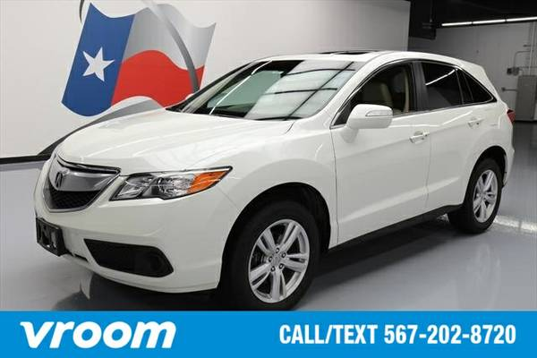 2014 Acura RDX AWD 4dr SUV SUV 7 DAY RETURN / 3000 CARS IN STOCK