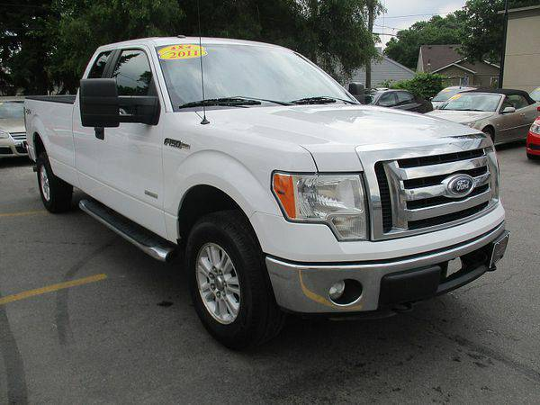 2011 *Ford* *F150* *4WD* Supercab XLT Longbed *$499 Down Drives Today!