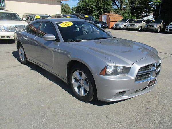2013 *Dodge* *Charger* SE 4dr Sedan *$499 Down Drives Today!*