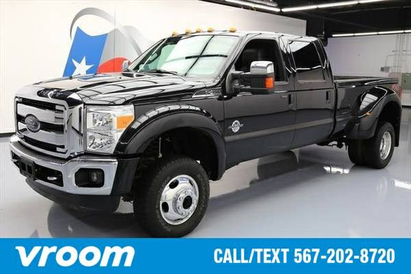 2012 Ford F-450 Lariat 4dr Crew Cab 4WD Truck 7 DAY RETURN / 3000 CARS