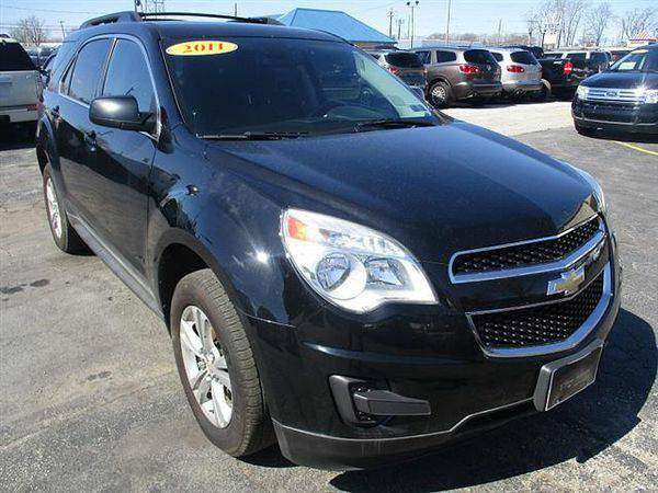 2011 *Chevrolet* *Equinox* 1LT AWD *$499 Down Drives Today!*