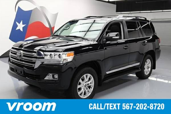 2016 Toyota Land Cruiser V8 7 DAY RETURN / 3000 CARS IN STOCK