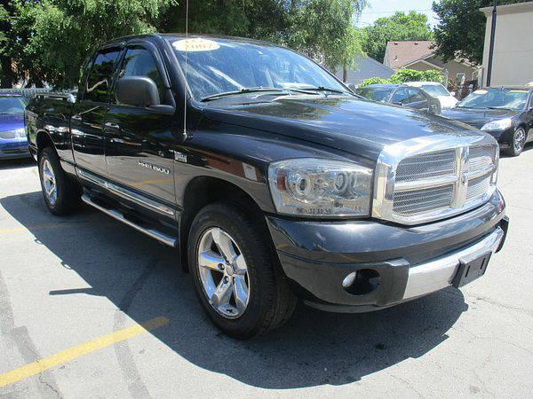 2007 *Dodge* *Ram* *1500* *4WD* Quad Cab Laramie *$499 Down Drives Tod