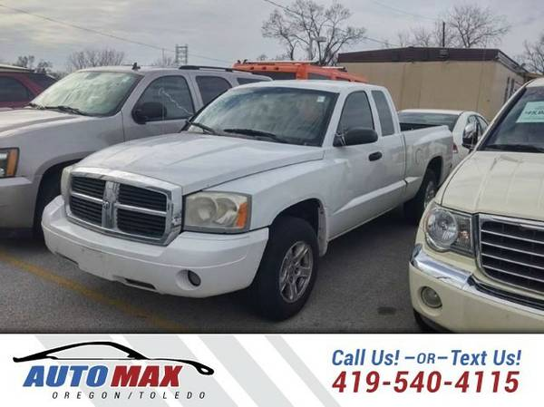 2007 Dodge Dakota SLT 4dr Club Cab SB