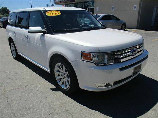 2010 *Ford* *Flex* SEL FWD *$499 Down Drives Today!*