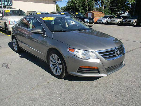 2012 *Volkswagen* *CC* *$499 Down Drives Today!*