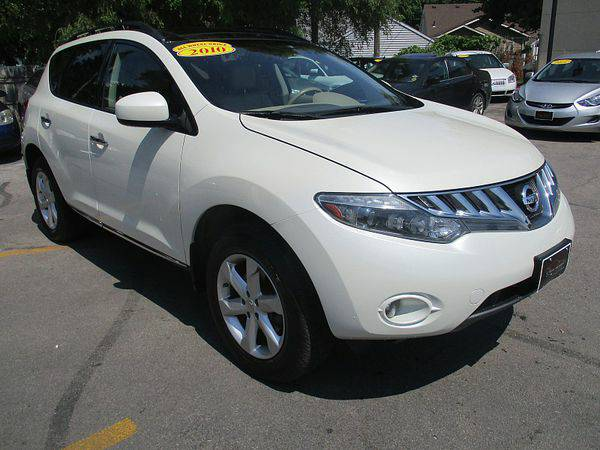 2010 *Nissan* *Murano* *AWD* 4d Wagon SL *$499 Down Drives Today!*