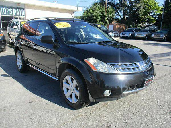 2007 *Nissan* *Murano* *$499 Down Drives Today!*