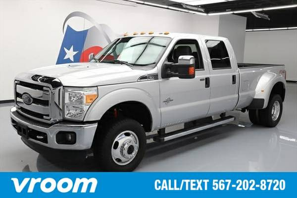 2015 Ford F-350 7 DAY RETURN / 3000 CARS IN STOCK