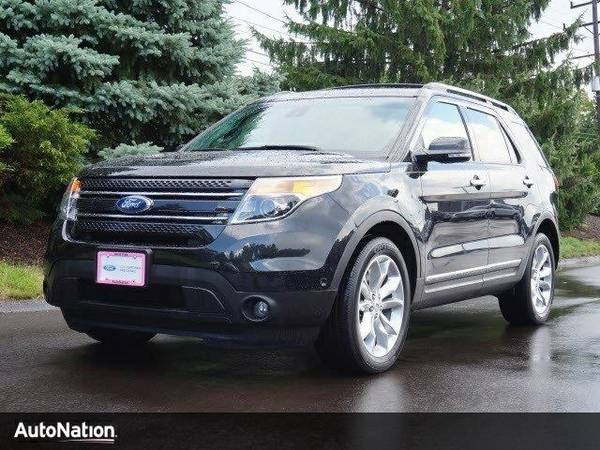 2014 Ford Explorer Limited SKU:EGA10924 Ford Explorer Limited SUV