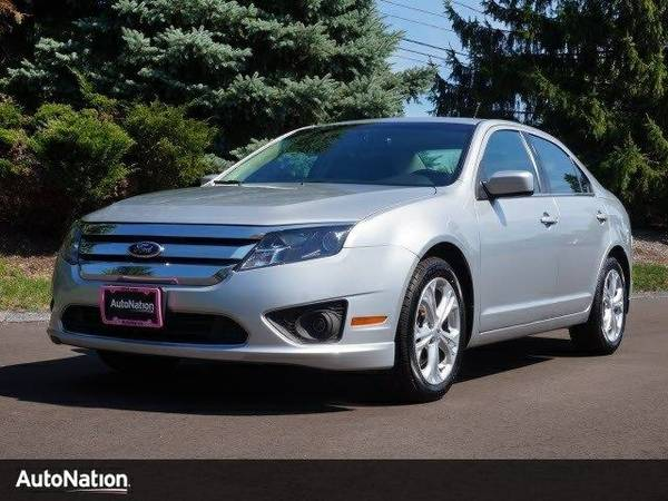 2012 Ford Fusion SE SKU:CR431246 Ford Fusion SE Sedan