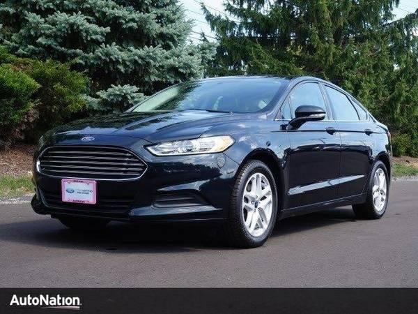 2014 Ford Fusion SE SKU:ER194310 Ford Fusion SE Sedan