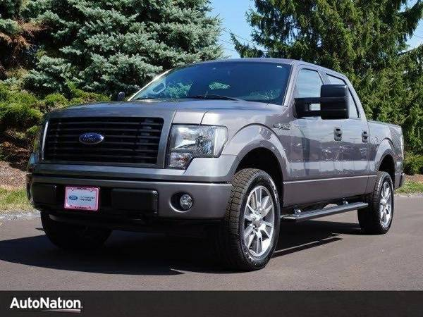 2014 Ford F-150 STX SKU:EKD43504 Ford F-150 STX SuperCrew Cab