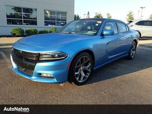 2015 Dodge Charger RT Dodge Charger RT Sedan