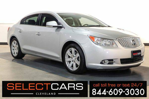 2010 *Buick* *LaCrosse* CXL 100 CAR INDOOR SHOWROOM!! EASY FINANCING