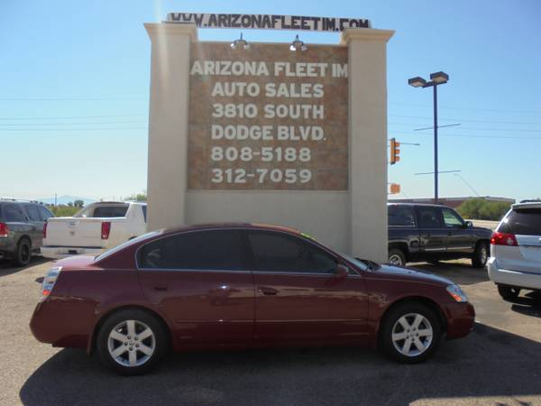 2002 NISSAN ALTIMA 2.5S...WE FINANCE IN HOUSE...NO CREDIT CHECKS
