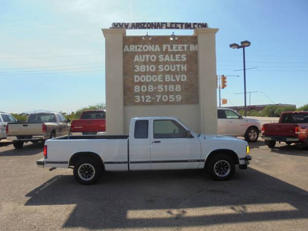 1993 CHEVY S10 WE FINANCE IN HOUSE...NO CREDIT CHECKS