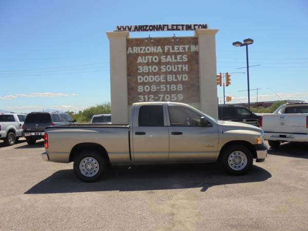 2004 DODGE RAM 1500...WE FINANCE IN HOUSE...NO CREDIT CHECKS