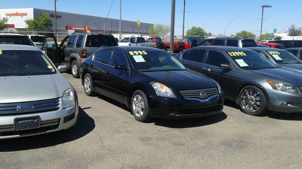 2007 NISSAN ALTIMA-CASH OR CREDIT UNION SPECIAL-----------------------