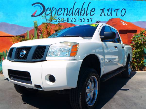 2006 NISSAN TITAN- $500 DWN O.A.C/COME IN TODAY FOR AN APPROVAL !!
