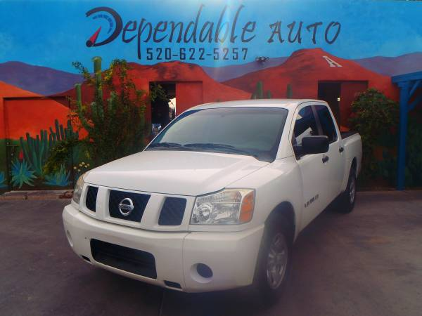 2006 NISSAN TITAN - WE CAN GET YOU APPROVED EVEN WITH BAD CREDIT!!