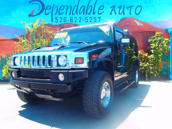 2005 HUMMER H2-$500 DOWN O.A.C/STOP BY TODAY FOR A GREAT DEAL !!