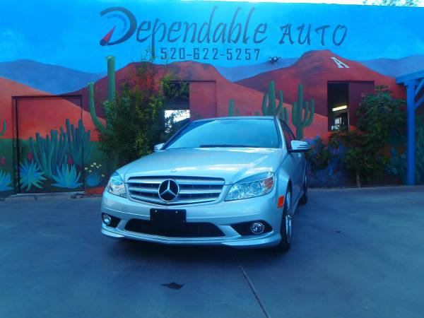 2010 MERCEDES C300- STOP BY TODAY AND GET APPROVED !! $500 DWN O.A.C