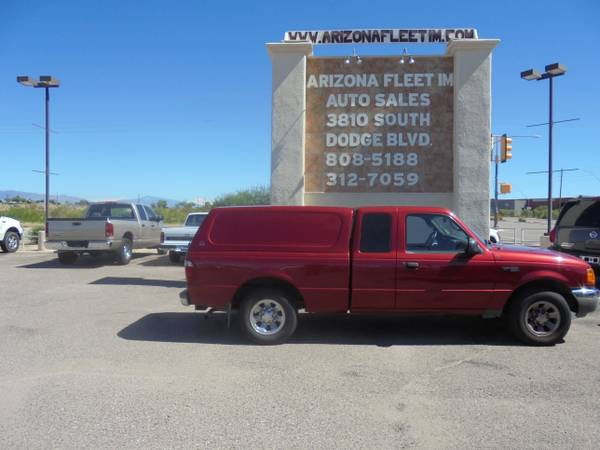 2003 FORD RANGER XLT... SPECIAL CASH OR CREDIT UNION PRICE