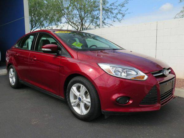 2014 *Ford* *Focus* SE - 90 Day Nationwide Warranty